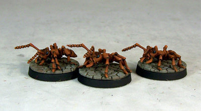 DV6a - Giant Worker Ants (3) - Otherworld Miniatures