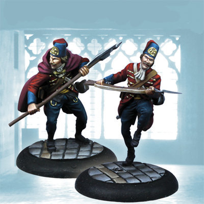 Soldiers of the Guard - Patricians - Carnevale