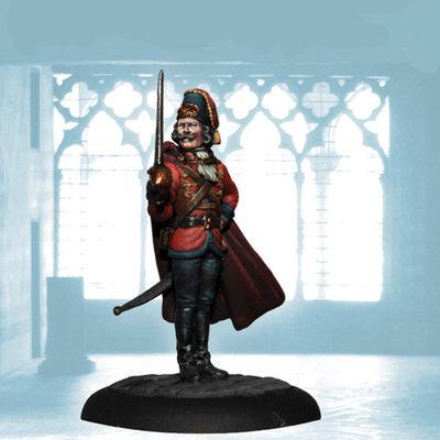 Captain of the Guard - Patricians - Carnevale