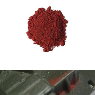 Weathering Pigment - Rust Red - Secret Weapon