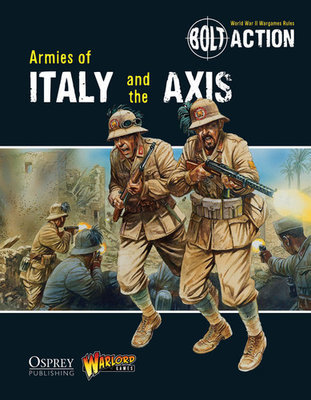 Armies of Italy and the Axis - Bolt Action