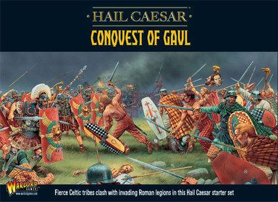 Hail Caesar: Conquest of Gaul Starter Set (english) - Hail Caesar - Warlord Games