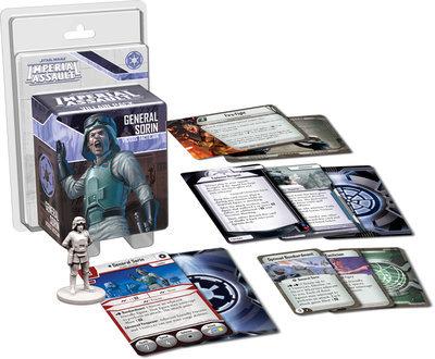 General Sorin (Imperial) - Star Wars: Imperial Assault - deutsch