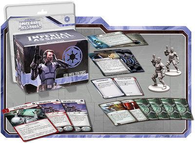 ISB-Infiltratoren (Imperial) - Star Wars: Imperial Assault - deutsch
