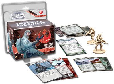 Echo-Basis-Truppen (Verbündete) - Star Wars: Imperial Assault - deutsch