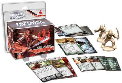 Wookiee-Krieger (Verbündete) - Star Wars: Imperial Assault - deutsch