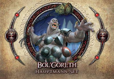 Descent 2. Edition: Bol Goreth Hauptmann-Set