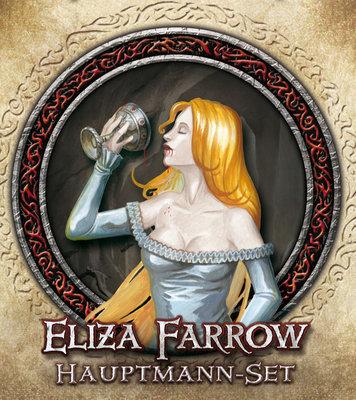Descent 2. Edition: Eliza Farrow Hauptmann-Set