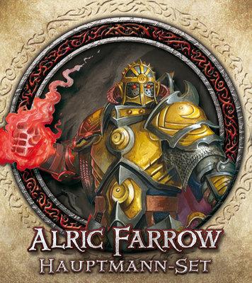 Descent 2. Edition:  Alric Farrow Hauptmann-Set