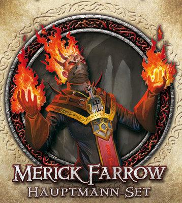 Descent 2. Edition: Merick Farrow Hauptmann-Set