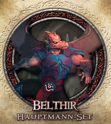 Descent 2. Edition:  Belthir Hauptmann-Set