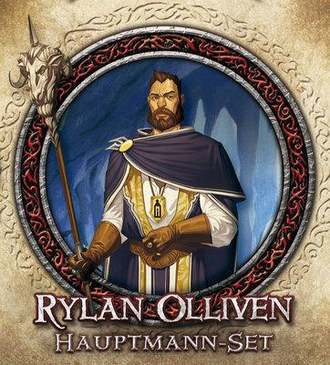 Descent 2. Edition: Rylan Olliven Hauptmann-Set