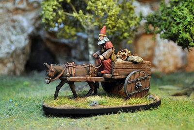 ACC6 – Adventurers' Cart - Otherworld Miniatures