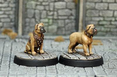 ACC2 - War Dogs (2) - Otherworld Miniatures