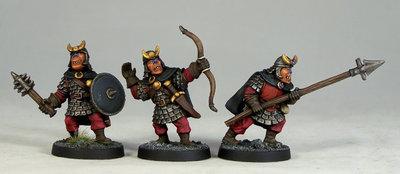 HG4 – Hobgoblin Warriors IV - Otherworld Miniatures