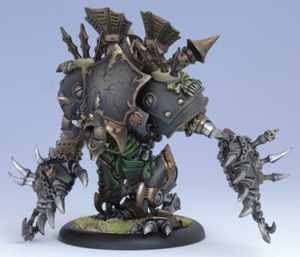 Cryx Deathjack - Unique Helljack Box (plastic) - Warjacks - Warmachine - Privateer Press