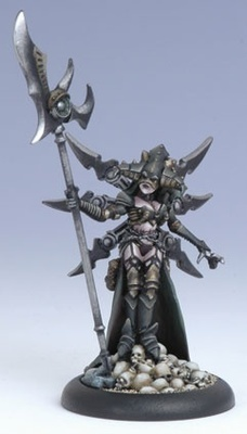 Cryx Epic Warcaster - Wraith Witch Deneghra Blister - Warcaster - Warmachine - Privateer Press