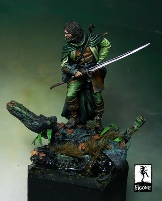 The prowler - double version (57 mm) - Figone