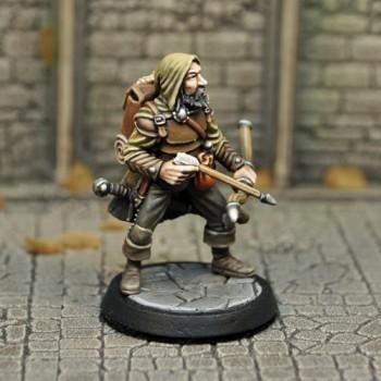 DAH6 – Human Male Ranger - Otherworld Miniatures