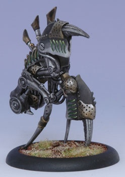 Cryx Stalker Bonejack Blister - Warjacks - Warmachine - Privateer Press