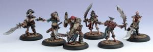 Cryx Revenant Pirate Crew Unit Box - Units - Warmachine - Privateer Press