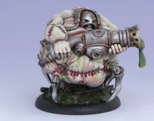Cryx Bloat Thrall Solo - Solos - Warmachine - Privateer Press