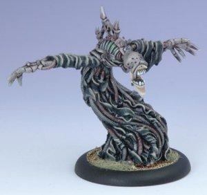 Cryx Machine Wraith Solo Blister - Solos - Warmachine - Privateer Press