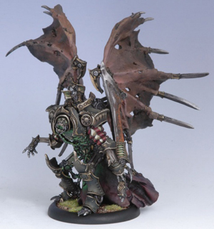 Cryx Warcaster - Lich Lord Terminus Box - Warcaster - Warmachine - Privateer Press