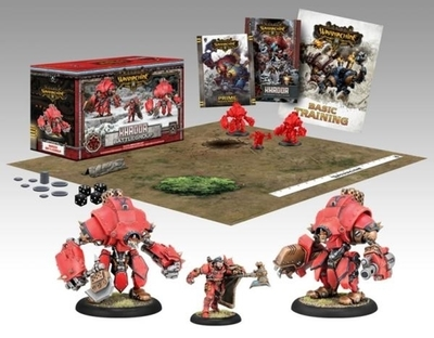 Khador Battlegroup Starter Box (Plastic) - Warmachine - Privateer Press