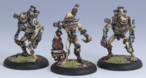Cryx Scrap Thrall Blister - Solos - Warmachine - Privateer Press