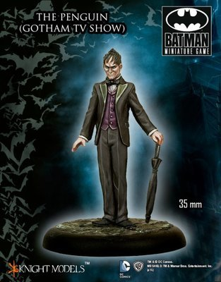 Penguin (TV Show Gotham) - Batman Miniature Game - Knight Models