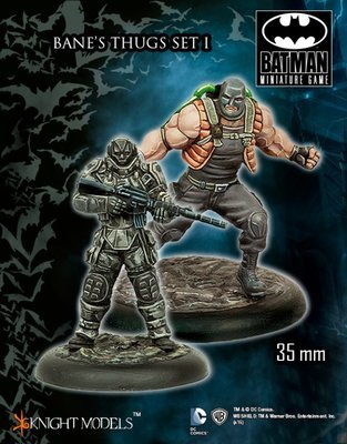 Bane Thug Set 1 - Batman Miniature Game - Knight Models