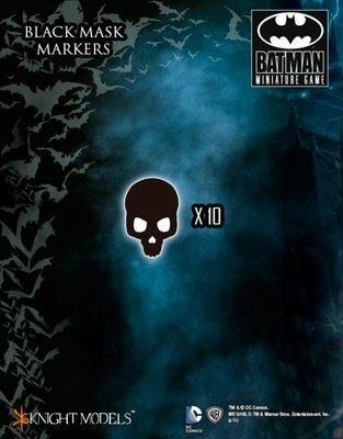 Black Mask Marker - Batman Miniature Game