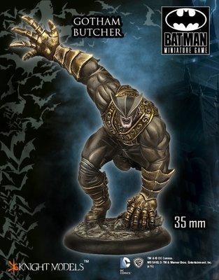 Gotham Butcher - Batman Miniature Game