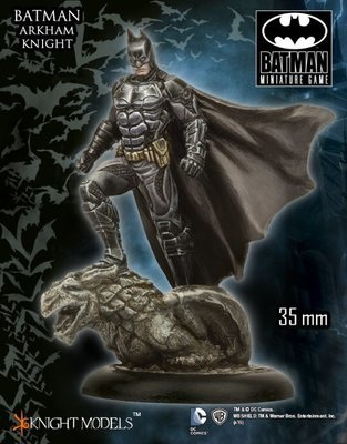 Batman (Arkham Knight) - Batman Miniature Game - Knight Models
