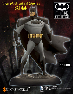 Animated Series: Batman - Batman Miniature Game