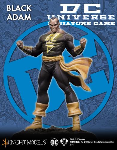 Black Adam - DC Universe Miniature Game