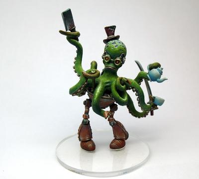 Dr. Octopus - Ammon Miniatures