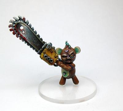 Teddy Fear - Ammon Miniatures
