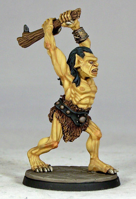 OG2 – Ogre Warrior II - Otherworld Miniatures
