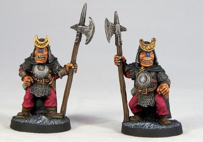 HG6 – Hobgoblin Guards I - Otherworld Miniatures