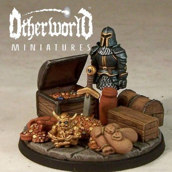 DF3b – Treasure Items II - Otherworld Miniatures