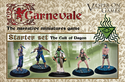 Cult of Dagon Starter Set - Starter - Carnevale
