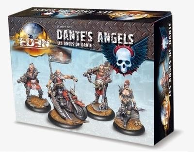 Starter Box Ange de Dante - Eden