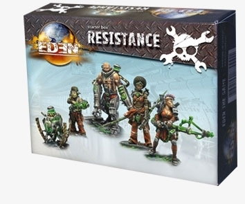 Starter Box Resistance - Eden