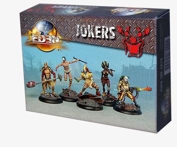 Starter Box Jokers - Eden