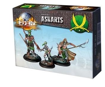Starter Box Askaris - Eden