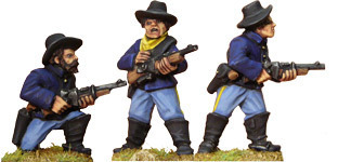 7th Cavalry w/ Carbines (foot) - Wild West - Artizan Designs