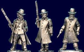 Pinkerton Detectives I - Wild West - Artizan Designs