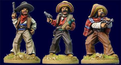 Bandito's I (3) - Wild West - Artizan Designs